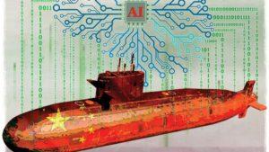 AI submarine